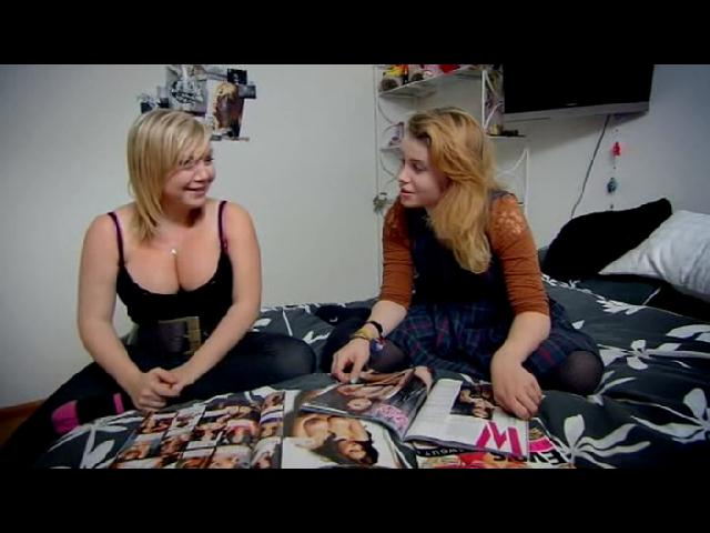Cynthia ettinger nude carnivale clip
